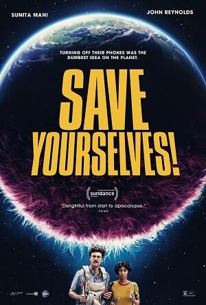 Kendini Kurtar! - Save Yourselves (2020) BDRip XViD TR