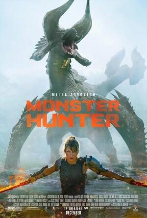 Canavar Avcısı - Monster Hunter (2020) BRRip XViD TR