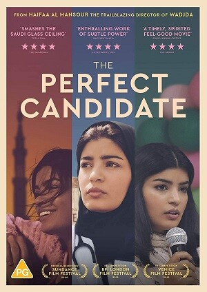 Mükemmel Aday - The Perfect Candidate (2019) HDRip XViD TR