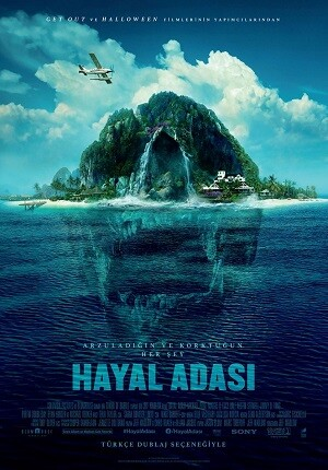 Hayal Adası - Fantasy Island (2020) 1080p BLURAY x264 DUAL [TR ENG]