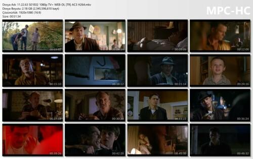 11.22.63 S01E02 1080p TV+ WEB-DL [TR] AC3 H264