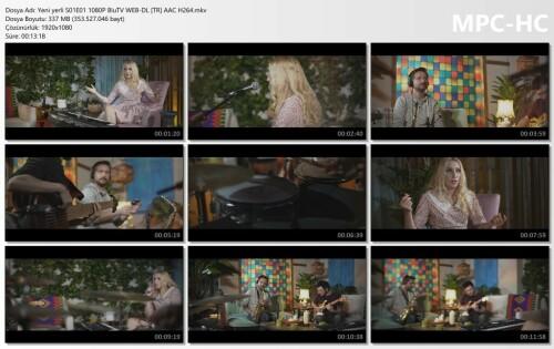 Yeni yerli S01E01-02-03 1080P BluTV WEB-DL [TR] AAC H264