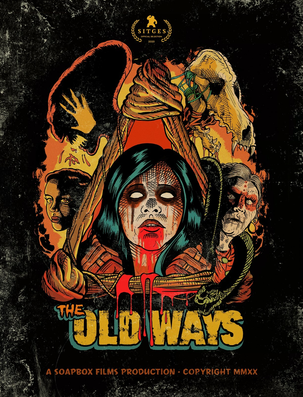 Eski Ayinler - The Old Ways (2020) 1080p NF WEB-DL DDP5.1 Atmos H.264 DUAL [TR EN]
