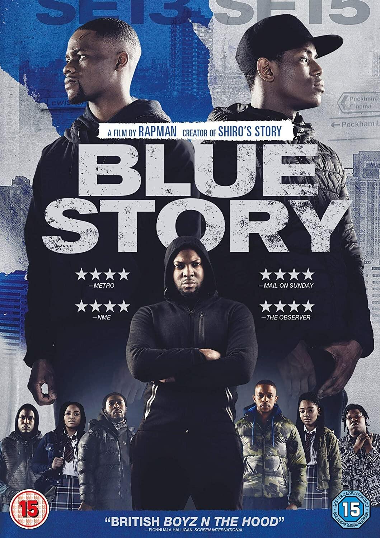 Blue Story (2019) 1080p NF WEB-DL DDP5.1 H.264 DUAL [TR EN]