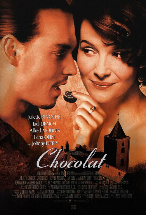 Çikolata - Chocolat (2000) 1080p NF WEB-DL DD5.1 H.264 DUAL [TR EN]