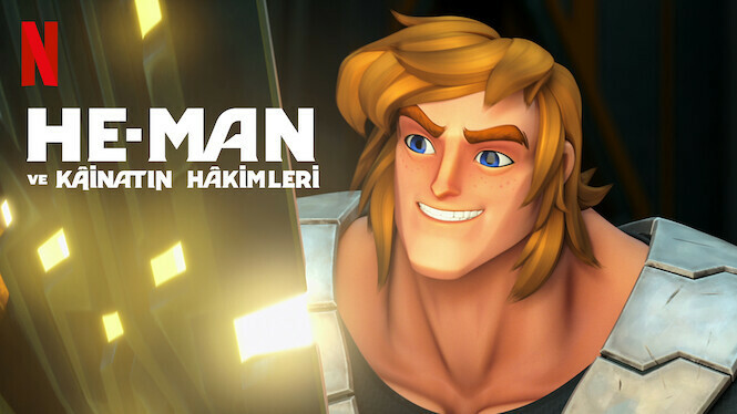 He-Man ve Kainatin Hakimleri - He-Man and the Masters of the Universe S01 1080p NF WEB-DL DDP5.1 H.264 DUAL  [TR-EN]