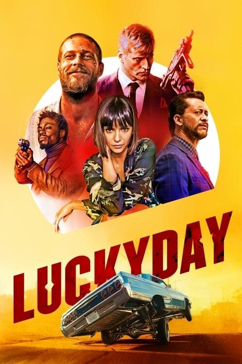 Şanslı Gün - Lucky Day (2019) 1080p-720p-m1080p BluRay DD5.1 x264 DUAL [TR EN]