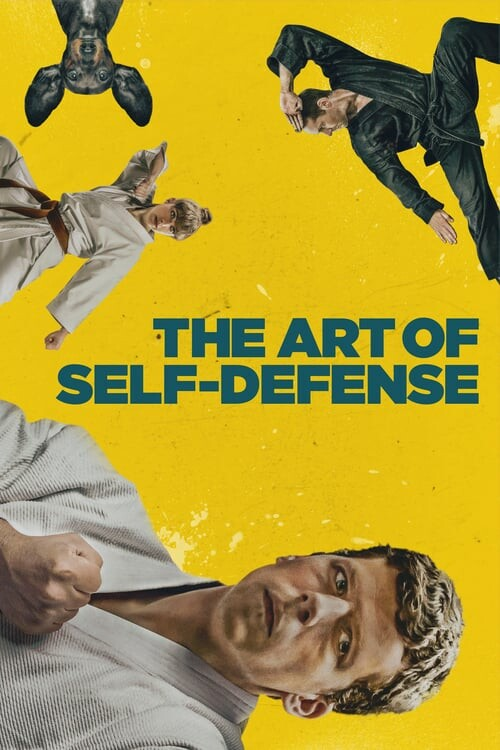 Savunma Sanatı - The Art of Self Defense (2019) 1080p-720p-m1080p  BluRay DD5.1 x264 DUAL [TR EN]