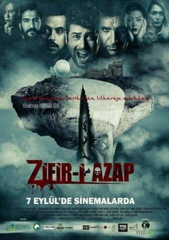 Zifiri Azap (2018) 1080p WEB-DL x264 Yerli Sansürsüz