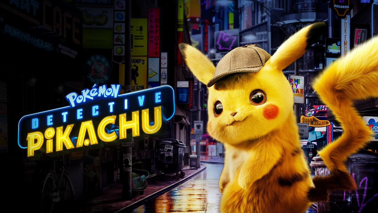 Pokemon Dedektif Pikachu - Pokemon Detective Pikachu (2019) [TR-EN] 1080p NF WEB-DL DDP5.1 H.264 Türkçe Dublaj
