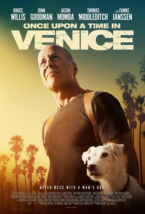 Los Angeles ta Gizli Görev - Once Upon a Time in Venice (2017) [TR-EN] 1080p TV+ WEB-DL AC3 H264 Türkçe Dublaj