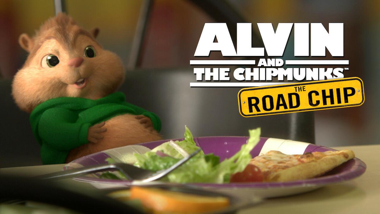 Alvin ve Sincaplar Yol Macerası - Alvin and the Chipmunks The Road Chip (2015) [TR-EN] 1080p NF WEB-DL DDP5.1 H.264 Türkçe Dublaj