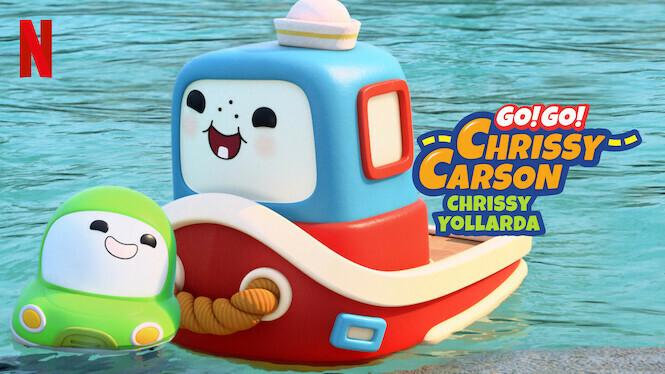 Go! Go! Chrissy Carson Chrissy Yollarda - Chrissy Takes the Wheel (2021) [TR-EN] 1080p NF WEB-DL DDP5.1 H.264 Türkçe Dublaj
