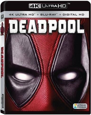 Deadpool (2016) 2160p UHD BluRay Remux HEVC HDR [TR-EN] TrueHD 7.1 Atmos Türkçe Dublaj